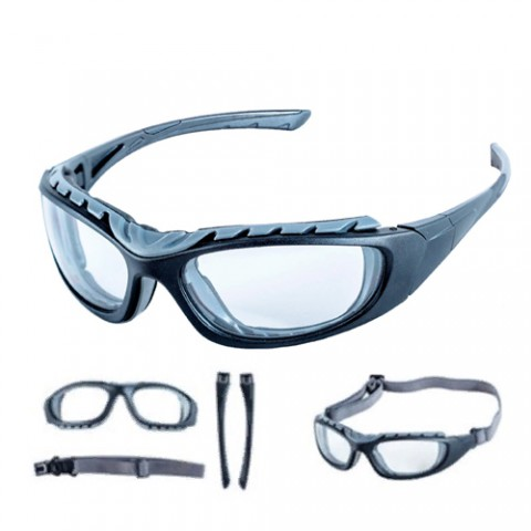 Очки защитные Битурбо с прозрачными линзами