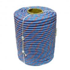 Веревка страховочная, диаметр 11 мм, длина 100 метров