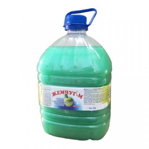 Средство универсальное моющее-чистящее концентрированное Жемчуг-м 5 литров