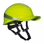 Каска защитная Delta Baseball Diamond V UP желтая