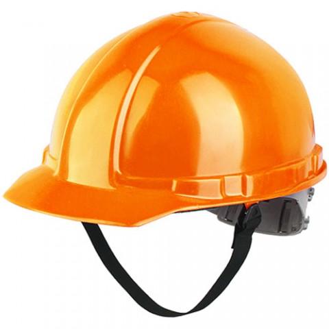 Каска защитная оранжевая Бленхейм Ампаро