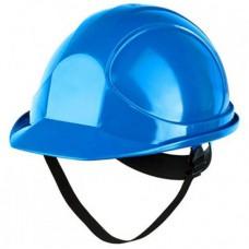 Каска защитная синяя Байкал Ампаро