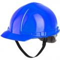 Каска защитная синяя Бленхейм Ампаро
