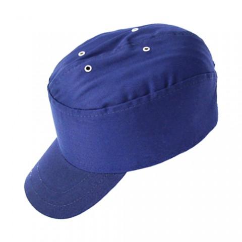 Каскетка защитная синяя Престиж Ампаро