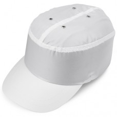 Каскетка защитная белая Престиж Ампаро