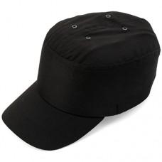 Каскетка защитная черная Престиж Ампаро