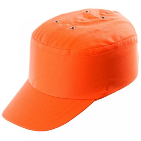 Каскетка защитная оранжевая Престиж Ампаро