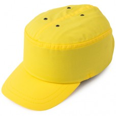Каскетка защитная желтая Престиж Ампаро