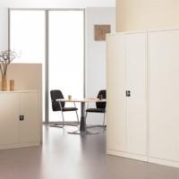 Подойдет ли металлический шкаф к интерьеру Вашего офиса?