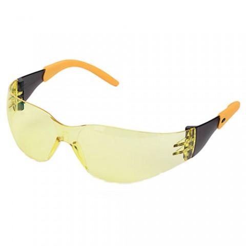Очки защитные Фокус с желтыми линзами