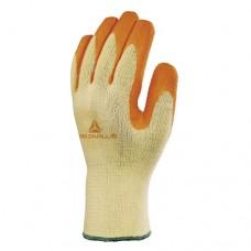 Перчатки трикотажные с рельефным латексом Delta VE730OR