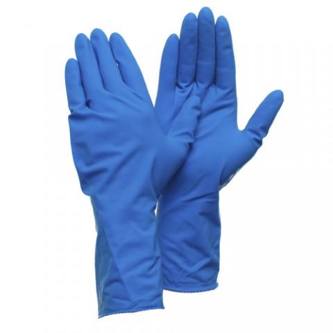 Высокопрочные латексные перчатки Gward Deltagrip High Risk