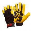 Эргономичные кожаные перчатки Gward Argo