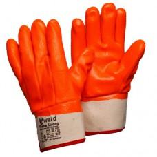 Утепленные маслобензостойкие перчатки Gward Flame Strong