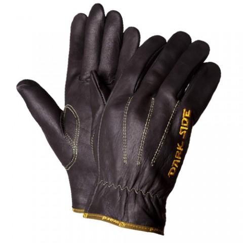 Кожаные перчатки Gward Force Dark Side