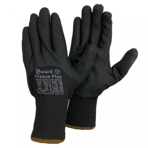 Зимние перчатки с начесом Gward Freeze Plus