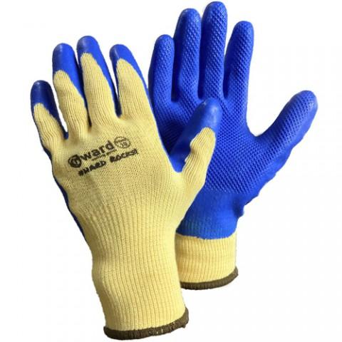 Полиэстеровые перчатки с латексным покрытием Gward Hard Rocks