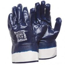 Перчатки с нитриловым покрытием Gward Jersey K