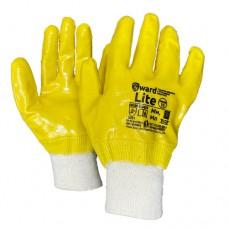 Покрытые премиум-нитрилом перчатки Gward Lite