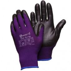 Перчатки для работы со скользкими предметами Gward Oil Grip