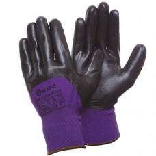 Нейлоновые перчатки с нитриловым покрытием Gward Oil Grip Plus