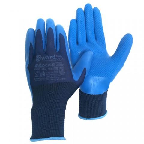 Нейлоновые перчатки с латексным покрытием Gward Rocks