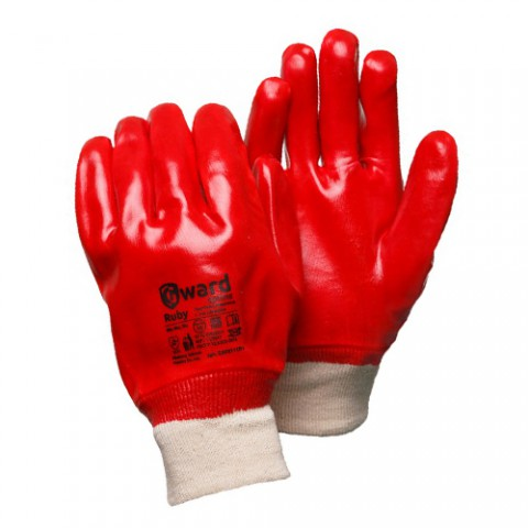 Маслобензостойкие перчатки Gward Ruby