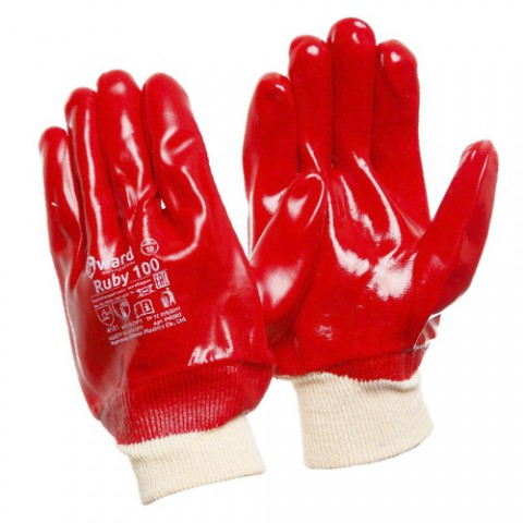 Маслобензостойкие перчатки Gward Ruby 100
