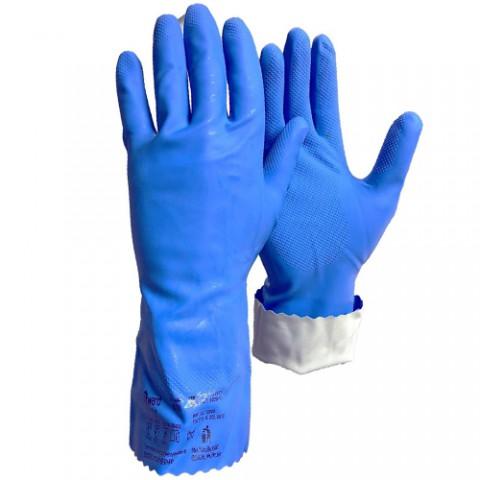 Усиленные латексные перчатки Gward Silver 1