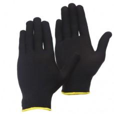Чистые нейлоновые перчатки Gward Touch Black