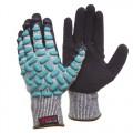 Антивибрационные противопорезные перчатки Gward VibroHIT