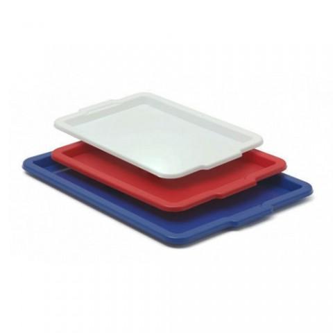 Поднос пластиковый столовый для контакта с пищевой продукцией