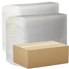 Полотенца бумажные V-сложения из целлюлозы