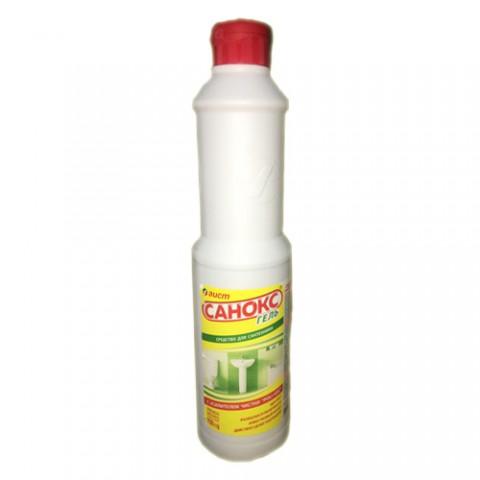 Средство чистящее для сантехники Санокс Гель 750 г