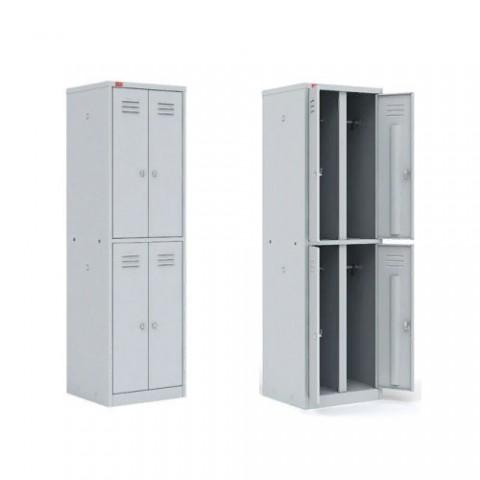 Шкаф металлический ШРМ-24