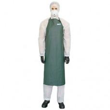 Фартук Chemical WPL оливковый, ткань с ПВХ покрытием