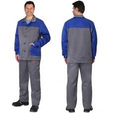 Костюм Аспект светло-серый, куртка, брюки