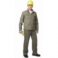 Костюм Даллас оливковый, куртка, брюки