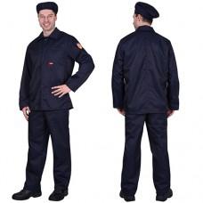 Костюм КЩС куртка, брюки, берет темно-синий