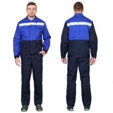 Костюм Cotton, куртка, брюки, 100% хлопок