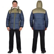 Куртка Драйв зимняя, искусственный мех