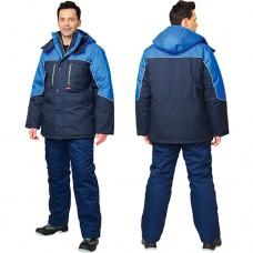 Куртка Вега зимняя удлиненная