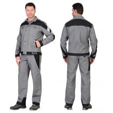 Костюм Пекин, укороченная куртка, брюки