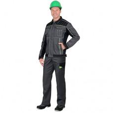 Костюм Престиж серый, куртка, брюки