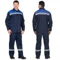 Костюм Производственник, куртка, брюки, 100% хлопок